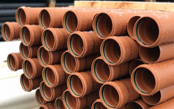 Waste Water Pipes and Fittings