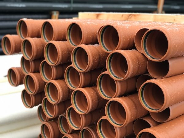Waste Water Pipes