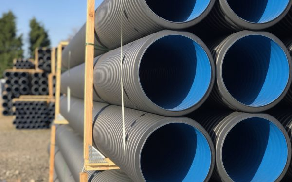 Twinwall Drainage Pipe and Fittings