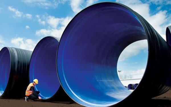 Large Twinwall Pipes
